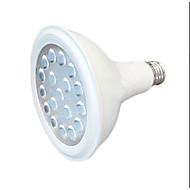 18W LED növény izzók PAR38 Nagyteljesítményű LED 600 lm Dual Light Source Color V 1 db.