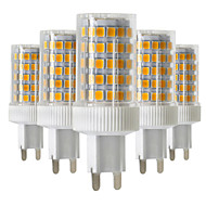 10W LED betűzős izzók T 86 SMD 2835 850-950 lm Meleg fehér Hideg fehér Természetes fehér Tompítható V 5 db.