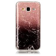 Voor Hoesje cover IMD Patroon Achterkantje hoesje Marmer Zacht TPU voor Samsung J7 (2016) J7 J5 (2016) J5 (2017) J5 J3 J3 (2016) J3 (2017)