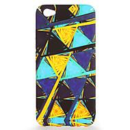 Voor oppo r9s r9s plus r9 r9 plus case cover patroon achterhoes hoesje geometrische patroon harde pc vivo x7