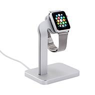 coteetci kello seistä Apple Watch sarja 1 2 alumiini jalusta 38mm / 42mm kaapeli ei sisälly