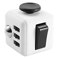 Fidget Desk Toy Fidget Cube Leksaker Fyrkantig EDCStress och ångest Relief Focus Toy Lindrar ADD, ADHD, ångest, autism Office Desk