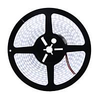 72W フレキシブルLEDライトストリップ 6950-7150 lm DC12 V 5 m 600 LEDの ウォームホワイト ホワイト