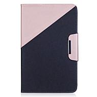 Für Samsung Galaxy Tab ein 10.1 (2016) Tab ein 9.7 Fall decken die neue Hit Farbe PU Haut Material samsung flachen Schutz Shell Tab e 9.6
