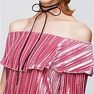 Dame Smykke Sæt Kort halskæde Tatovering Choker Butterfly Form Y-formet Blonde Legering Enkelt design Mode Vintage Gotisk Punk Stil