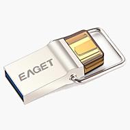 overfyldt CU10 32g OTG USB 3.0 typen-c stødsikkert flash drive u plade