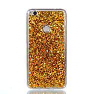 Hoesje voor huawei p8 lite (2017) p10 lite telefoon hoesje acryl verkleurd flash poeder telefoon hoesje p9 lite p8 lite eer 8 / eer 7