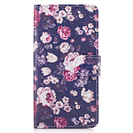 ügy Huawei p10 lite P8 lite (2017) a virágok minta pu bőr esetekben Huawei P9 lite társ 9 y625 changxiang5