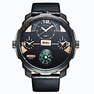 Męskie Sportowy Wojskowy Do sukni/garnituru Modny Zegarek na nadgarstek Unikalne Kreatywne Watch Na codzień Japoński KwarcowyCompass