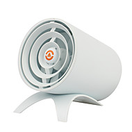 Usb fan mini air condition fan 4 tommer luft volum mute desk student sovesal kjøling skrivebord liten elektrisk vifte