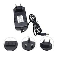 Hkv® dc 12v ak 110-240v 3a uk plug me plug eu plug virtalähde valaisin muuntaja muunnin kytkin laturi sovitin led-nauhat