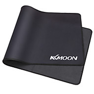 kkmoon 600 * 300 * 3mm 대형 일반 블랙 확장 방수 방지 슬립 고무 속도 게임 게임 마우스 마우스 패드 데스크 매트