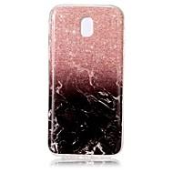 case for samsung galaxy j7 (2017) j5 (2017) cover imd kuvio takakotelo marmori soft tpu for j3 (2017)