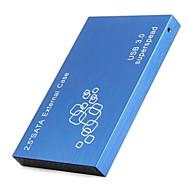 2,5 hüvelykes 2000g-os merevlemez-meghajtó, ultra-vékony csavarmentes usb3.0 mobil merevlemez-doboz