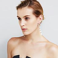 Damskie Kolczyki Ustaw Pearl imitacja sztuczna Diament euroamerykańskiej Film Biżuteria luksusowa biżuteria Niedopasowanie Sexy Modny