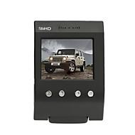 A11 720p 120 graden Auto DVR 2 inch LED Dash CamforUniverseel Parkeermodus Bewegingsdetectie auto aan / uit Ingebouwde Microfoon