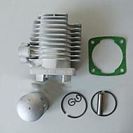 40 milímetros kits de pistão do cilindro bolso bicicleta para 2 tempos moto sujeira motocicleta elétrica do gás bicicleta motorizada mini-quad