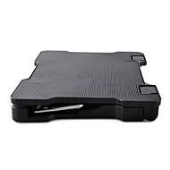 Stativ Ajustabil Pliabil Stativ pentru laptop altele laptop Macbook Laptop Toate - În - 1 Stați cu ventilator de răcire Metal