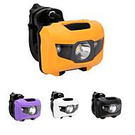 Kulcstartó elemlámpák / bike fény fények / Kerékpár hátsó lámpa LED - Kerékpározás Vízálló / Ütésálló / Night vision / Könnyű / Kis méret
