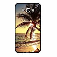 til case cover mønster bagcover case scenery soft tpu til Samsung Galaxy J7 (2016) j7 (2017) j7 v j7 perx j7 j5 (2016) j5 (2017) j5 j3