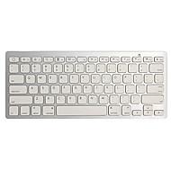Bluetooth Ergonomisk tastatur Chicklet-Taster Til IPad Pro 9.7 '' IPad mini 4 iPad 1 iPad 2 iPad 3 iPad 4 iPad mini iPad mini 2 iPad mini