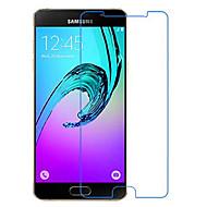 Karkaistu lasi Näytönsuojat varten Samsung Galaxy A5(2016) Näytönsuoja Teräväpiirto (HD) 9H kovuus 2,5D pyöristetty kulma