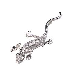 Etiqueta engomada del coche 3d (papá gecko)