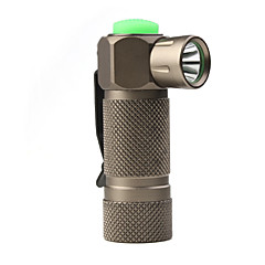 TrustFire Z1 Anglehead 3-Mode Cree XR-E Q5 LED Flashlight (210LM, 1x16340, Copper)