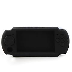 silicone huid geval voor PSP3 zwart