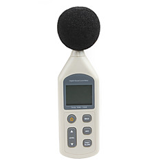 High Accuracy Sound Level Meter (30 to 130 Decibels)