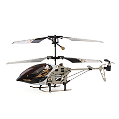 USB aufladbare 3-ch palm-size Mini R / C Helikopter-Set (IR-Fernbedienung)