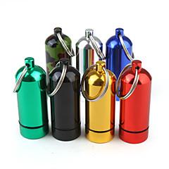 mellemstore metal medicin flasker og beholdere