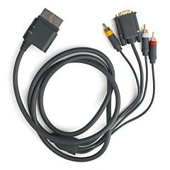 hd vga av Kabel für Xbox 360