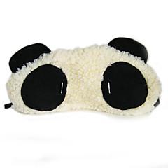 plüss panda mintázat eyeshade