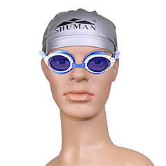 Kids' SM110 Anti-Fog Plating Swimming Goggles