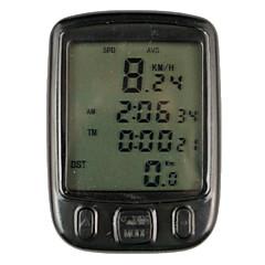 Digital LCD Cycle Computer Bicycle Speedometer-563