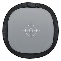 30cm vyvážení bílé focus šedá prkno karty 18% šedá