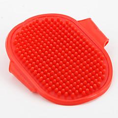 Ajuda para Treino Escovas Plástico Vermelho / Rosa