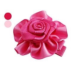 rosa horquilla de pelo clip de hadas para los perros (colores surtidos)