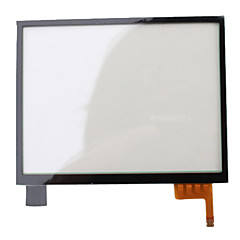 reparation udskiftning af dele touch screen digitizer til NDS Lite