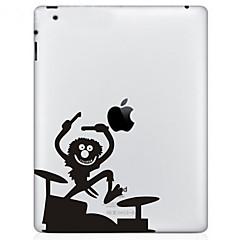 primitive Muster Schutzaufkleber für das neue iPad und iPad 2