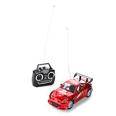 1:24 τηλεχειριστήριο αγωνιστικό αυτοκίνητο (γκρι / κόκκινο)