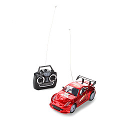 01:24 radiostyrning racerbil (grå / röd)