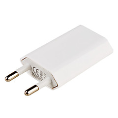 EU Plug USB Charger Adapter Portable Home Charger 5V 0.5A for Cellphone