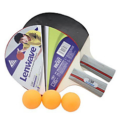 Double-Sided Short Handle Table Tennis (1 pcs)