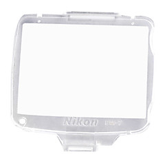 BM-7 Hard Crystal LCD-skjerm Cover Screen Protector for Nikon D80 BM7 DSLR