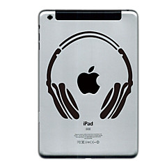 Headset-Design Schutzaufkleber für ipad mini 3, ipad mini 2, iPad Mini