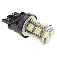 3156 1.5W 13x5050 SMD 140lm Natural White Light Bulb für Auto Bremse Lampe (12V)