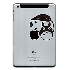 efterlader paraply design protektor sticker til iPad Mini 3, iPad Mini 2, ipad mini