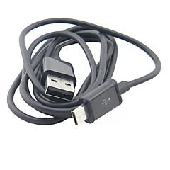 micro câble de données USB pour téléphone Android 1m